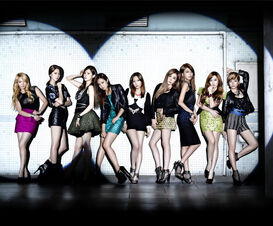 Snsd flower power HQ picture
