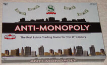 Anti-Monopoly 2005 Edition cover