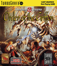 Order of the Griffon Coverart