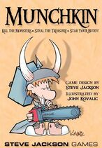 Munchkin game cover
