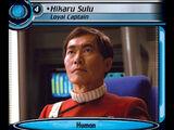 Hikaru Sulu - Loyal Captain (TUC)