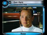 Tom Paris - Competitive Pilot (TItW)