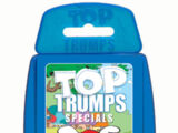 The Smurfs (Top Trumps)