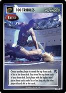 100 Tribbles - Battle (VP)