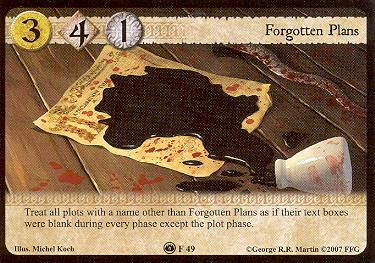 Forgottenplans ITLP