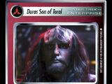 Duras Son of Toral (BB)