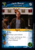 Jack Bauer - Taking Charge (1E) (AI)