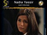 Nadia Yassir - Well Informed (D0) (Elite)