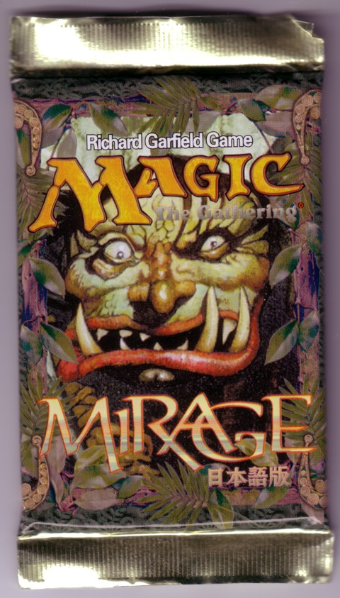 EARLY HARVEST Mirage MTG Green Instant RARE