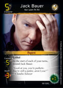 Jack Bauer - Not Well at All