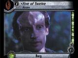 Five of Twelve - Axum (UN)