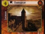 Sunspear (WiE)
