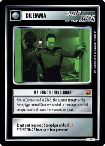 Malfunctioningdoor-HF6