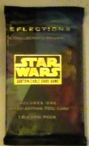 Star Wars CCG Reflections I 1 Foil Tantive IV