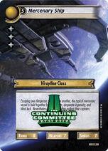 Mercenaryship BP TCC
