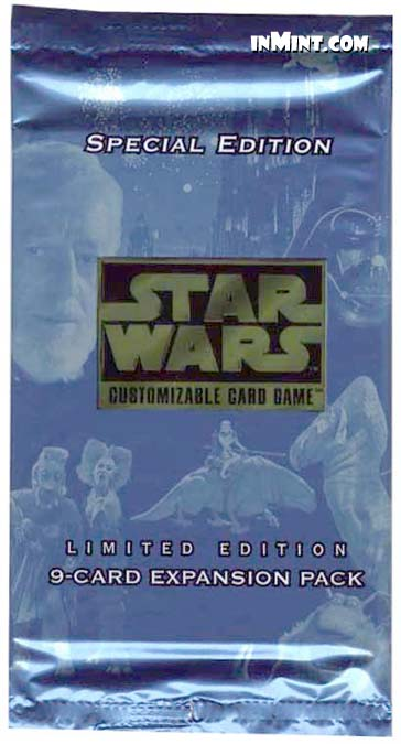 Sometimes I Amaze Even Mys Star Wars CCG Special Edition Rescue The Princess