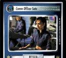 Comm Officer Sato (TE)