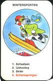Uniekaas sportkwartet Wintersporten4