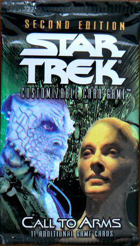 Star Trek CCG 2E Call To Arms The Manheim Effect 3R62