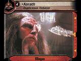 Korath - Duplicitous Tinkerer (Errata)