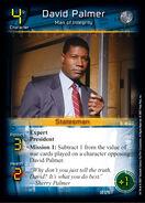 David Palmer - Man of Integrity (D0)