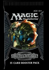 Magic2013 booster