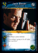 Jack Bauer - Taking Charge (1E)