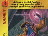 Gambit - Staff Attack (MVOP)