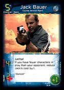 Jack Bauer - Counter Terrorist Agent