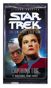 Star Trek CCG 2E Captain/'s Log Obtain Advanced Technology 10U52