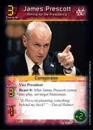 James Prescott - Aiming for the Presidency