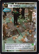 100 Tribbles - Rescue (Green) (TRB)