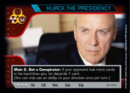Hijack the Presidency (1E) (AI)