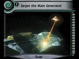 Target the Main Generator (SoA)