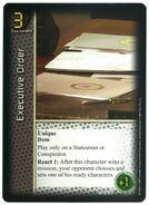 Executive Order (D0) (Foil)