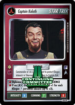 Captainkoloth VP TCC