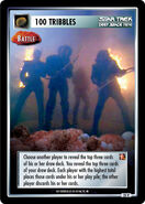 100 Tribbles - Battle (NTaA)