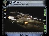 Kraxon - Watchful Warship (SoA)