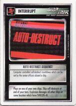 Autodestructsequence PU94
