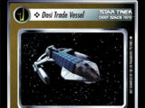 Dosi Trade Vessel (Errata)
