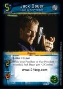 Jack Bauer - Loyal to the President (P)