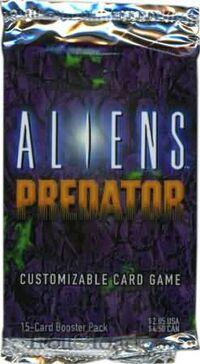 Alienspredator premiere booster
