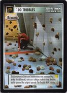 100 Tribbles - Reverse (Yellow) (TRB)