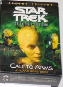 Star Trek CCG 2E Call To Arms The Crystalline Entity 3R60
