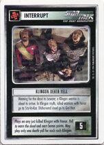 Klingondeathyell PU94