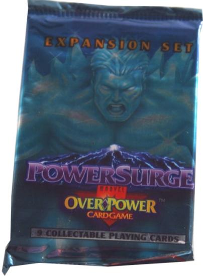 Marvel OVERPOWER Domino Powersurge Hero Very Rare