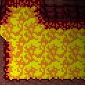 Lava pit