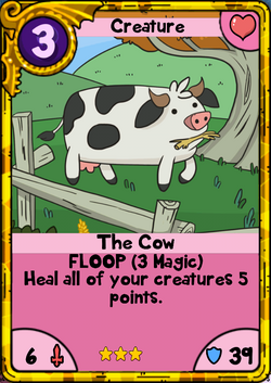 The Cow Gold
