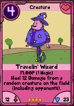 Travelin Wizard