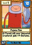 Pajama Finn Hero Card